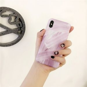 NEW iPhone X/XS/7/8/7+/8+ Dream Paint case